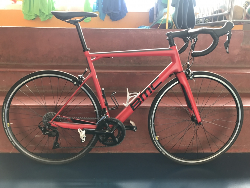 Bmc teammachine slr03 shimano105