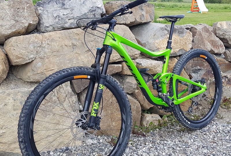 Vtt giant trance pro advanced 29 1