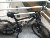 Velo Vtt Giant Trance Advanced 1 2012