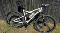 Vtt Specialized Epic Comp Carbone 29,l 2014