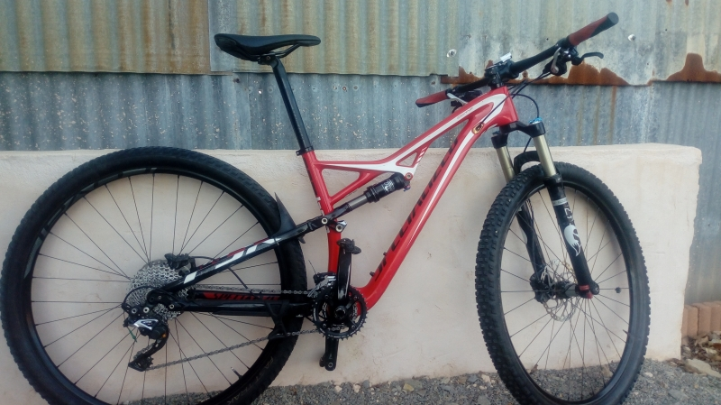 Vtt Specialized Camber Comp Carbon Fsr 29