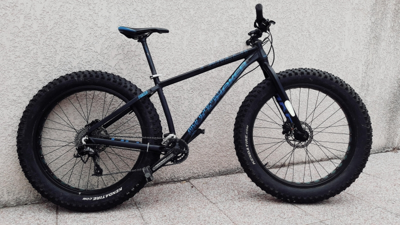 Fat bike mondraker panzer