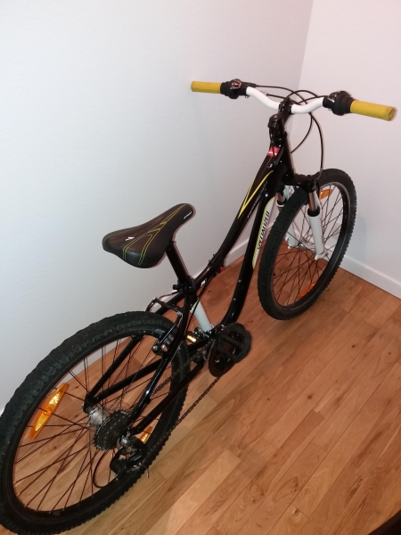 Vtt Specialized Hotrock 24