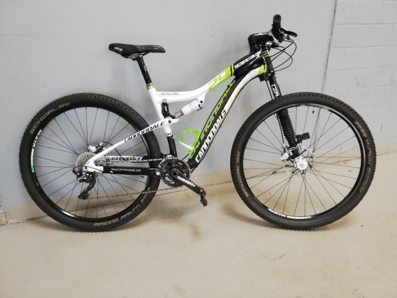 Cannondale scalpel carbon 2 2012