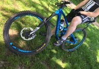 Canyon Strive Carbon Race 9.0 2015