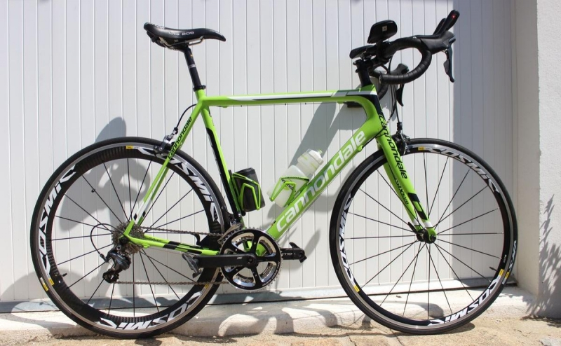 Velo Course Cannondale