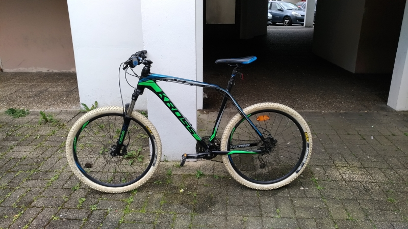 Vtt Kross Level A3