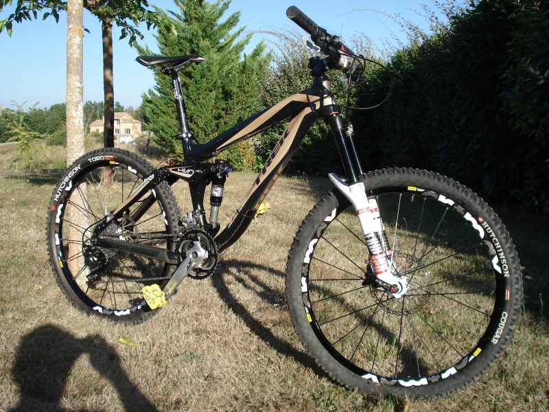 Trek Remedy 9 Taille S