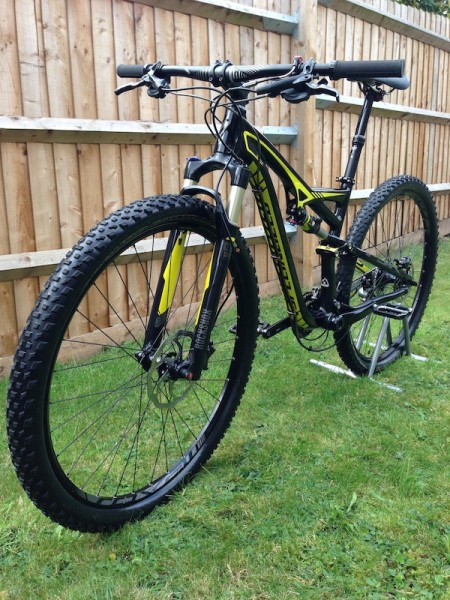 Specialized camber comp 29er 2013