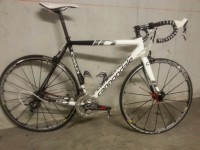 Velo Courde Cannondale Caad10 Sram Red