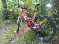 Vtt Giant Anthem 2 Rouge