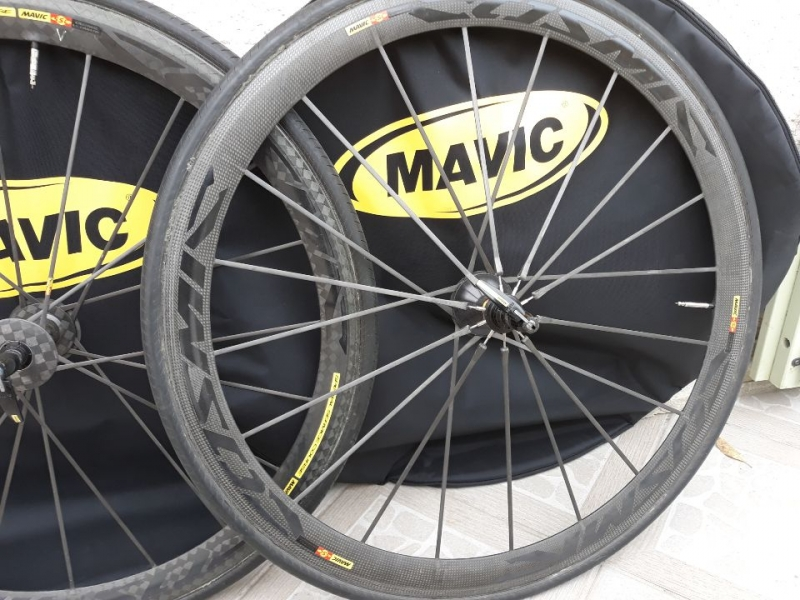 hot products fast delivery website for discount Roues Mavic Cosmic Ultimate Carbone 1 700,00 € à LE KREMLIN ...