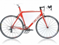 V�lo Route Btwin Fc 7 Rouge