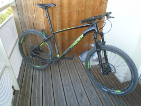 Vtt xc 100 cross country rock rider