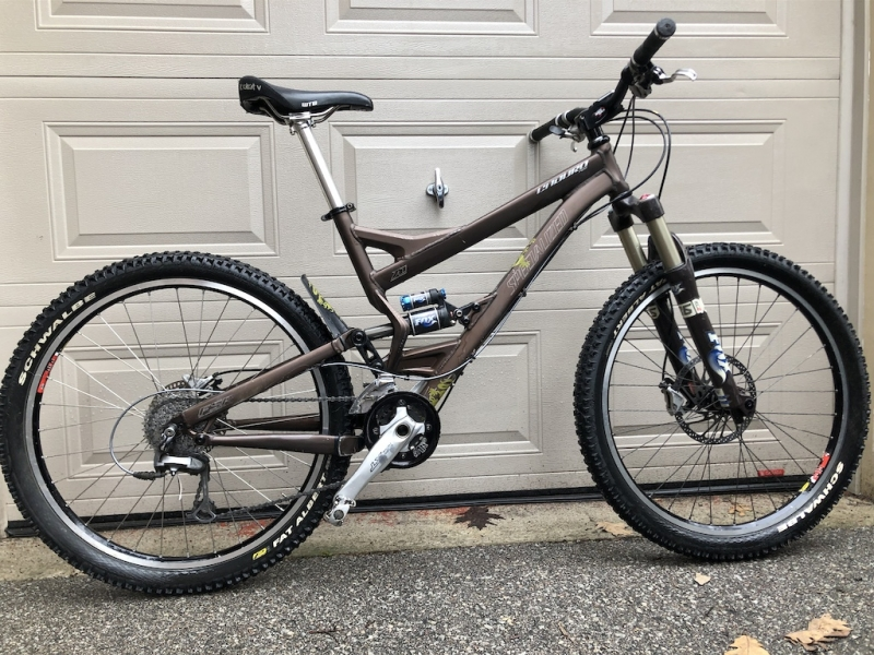 Specialized enduro pro carbon 2007 (m)