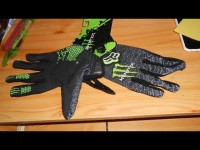 Gants Longs Vtt fox  Monster