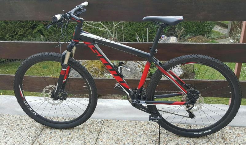 Vtt scott aspect 710