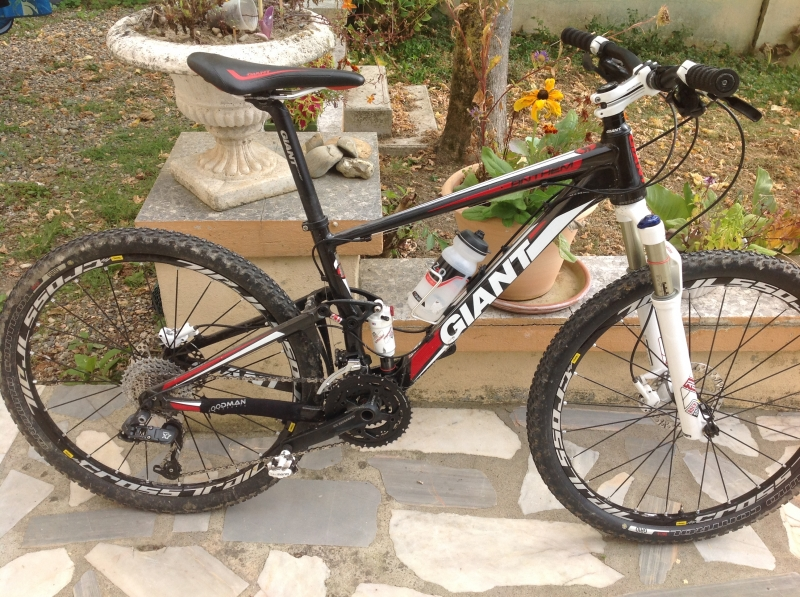 Vtt Giant Anthem X3