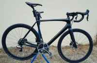 2015 Specialized S-works Tarmac Disc 58cm Dura-ace Di2 Carbon