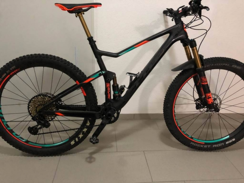 Vtt Scott Spark Plus 700 Tuned