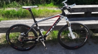 A Vendre Vtt Cube Gtc Reaction Carbone 2