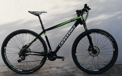 Vtt Cannondale F29 Carbon 4 Rep