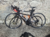 Velo Route  Btwin Triban 500