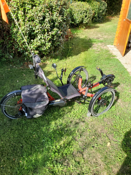 Tricycle trike azub tricon 20